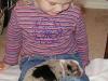 Hannah  & puppy